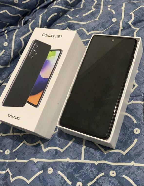 Vendo Celular Samsung A52